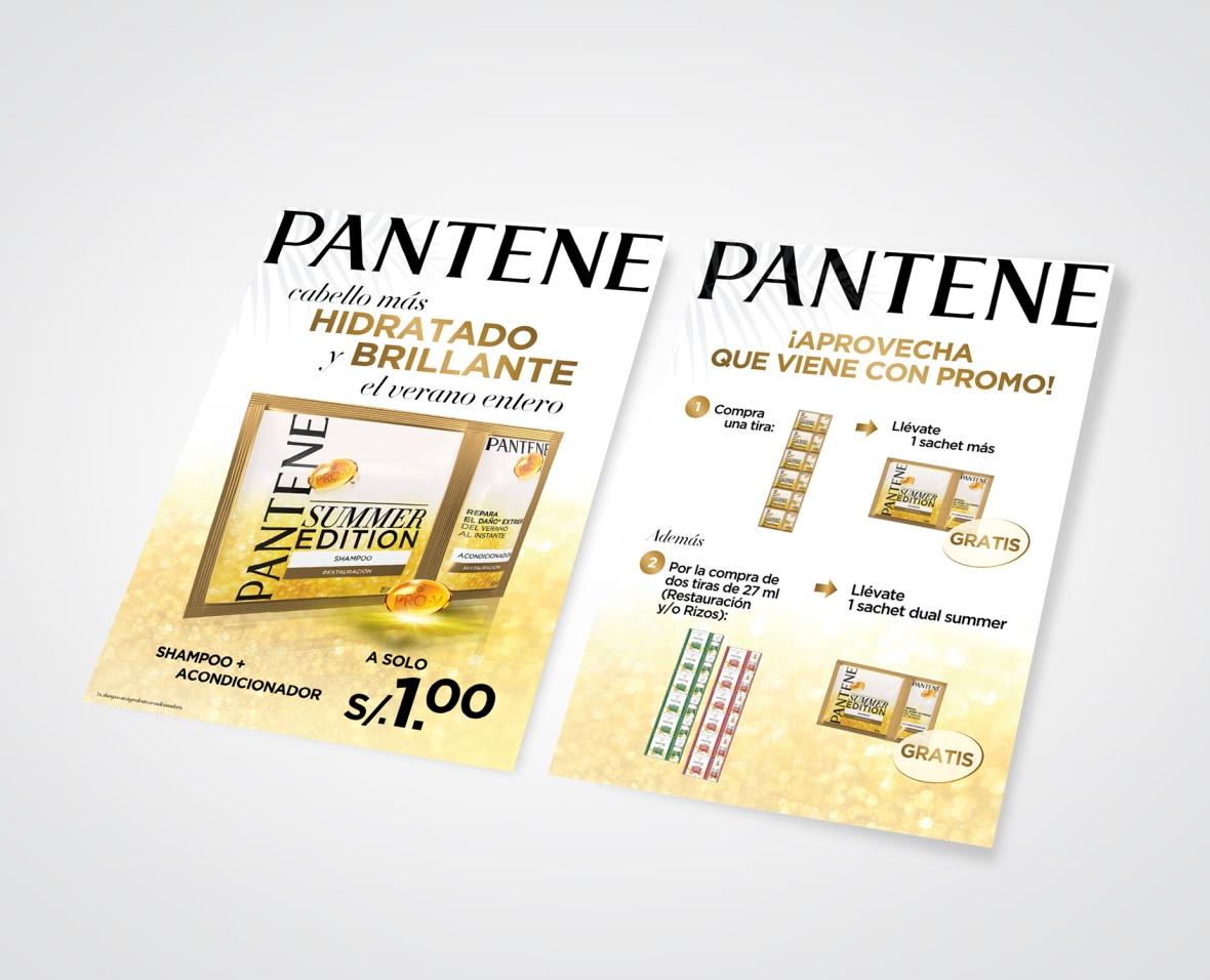 HHVV A5 Pantene x2