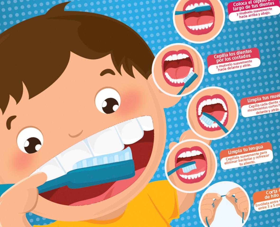 Infografía dientes sanos 2